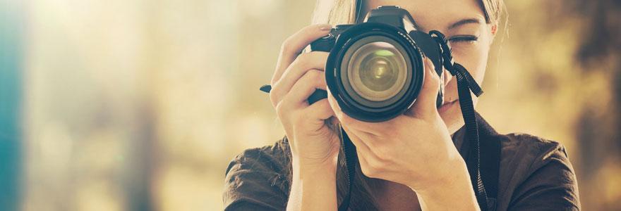 Photographe portrait professionnel